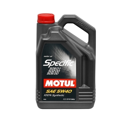 Снимка на Motul Specific VW 505.01,505.00,502.00 5W-40