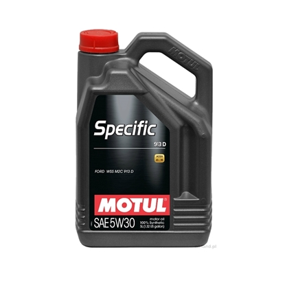 Снимка на Motul Specific Ford 913D 5W-30