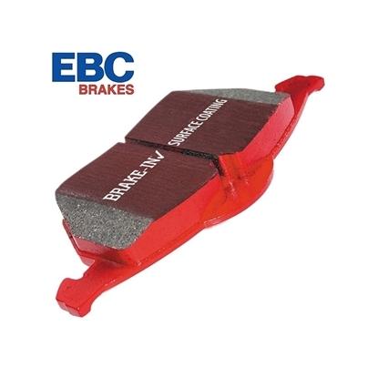 Снимка на EBC Redstuff накладки