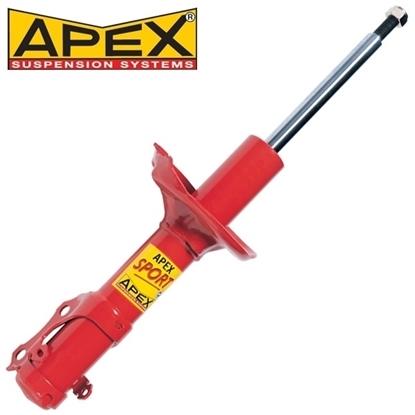 Снимка на АPEX спортни амортесъори